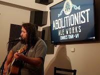 Barefoot Wade Wanders into West Virginia's Abolitionist Ale Works