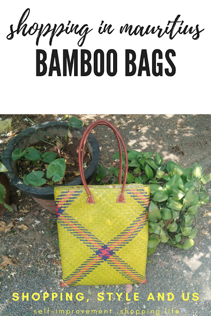 Curepipe is a small shopping place in south Mauritius which host flea markets selling lingerie, local fruits, confectionary etc but the eye-catching stuff is the indigenous bamboo bags which comes in all shapes and sizes.From totes to fruit baskets to hobos, you will get all.