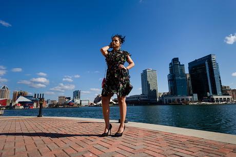 Shoshanna Amora Dress Tanvii.com
