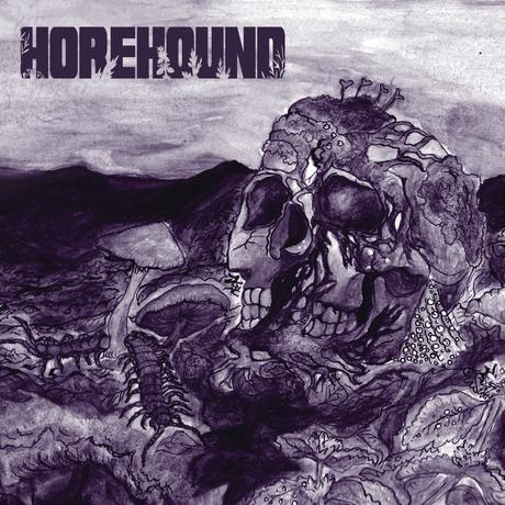HOREHOUND to Re-Issue Self-Titled Debut on CD and Vinyl on April 20th via Hellmistress Records; Current Live Dates & Fest Appearances.