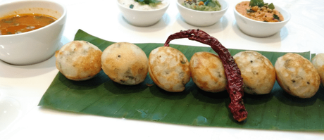 Davanagere Paddu at WelcomCafe Jacaranda