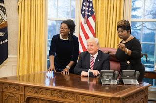 Right-wing Fruit Loops Diamond Silk Head Capitol Hill Whine About Same