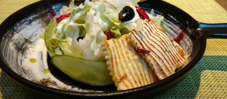 Caesar Salad at WelcomCafe Jacaranda