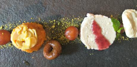 Desserts at WelcomCafe Jacaranda