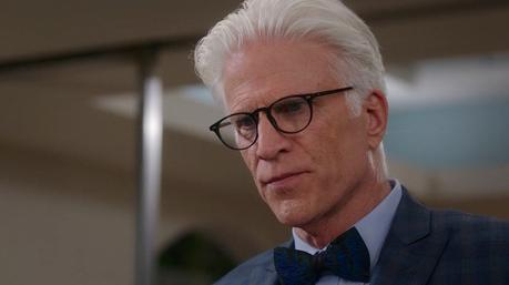 "The Good Place: Michael's ""Jaunty"" Plaid Suit"