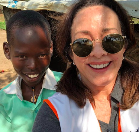 Patricia Heaton Takes Mission Trip To Africa Through  World Vision