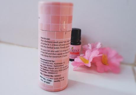 Tried & Tested: FairFax Hair Energizer 100% Herbal Formula for Hair Fall Control