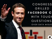 Congress Grilled Facebook with Tough Questions Over Data Misuse