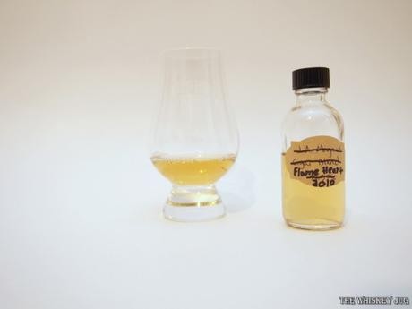 Compass Box Flaming Heart Color