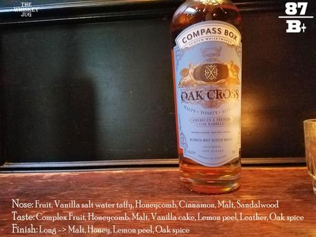 Compass Box Oak Cross Review