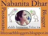 Life Coach Blogger Award