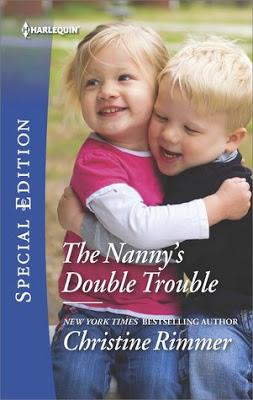 The Nanny's Double Trouble by Christine Rimmer- Feature and Review
