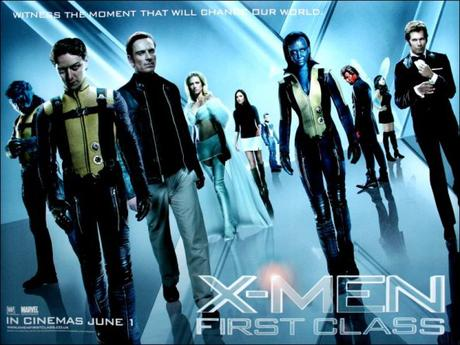 ABC Film Challenge – Favourite Films – X – X-Men First Class