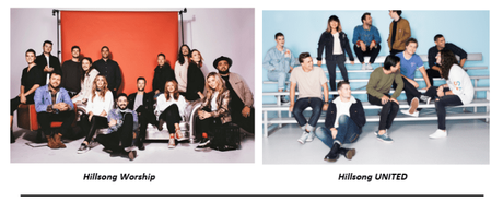 Hillsong Worship & Hillsong United Land Five Billboard  Nominations
