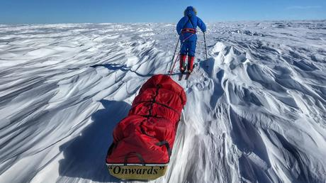 Another British Polar Explorer to Attempt Solo Antarctic Traverse