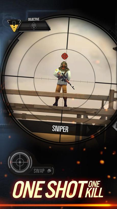 SNIPER X WITH JASON STATHAM | Apkplaygame.com