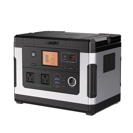 Gear Closet: Suaoki G500 Portable Power Station Review