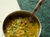Lentil Fenugreek Soup