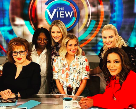 Candace Cameron Bure On The View To Discuss New Book [WATCH]