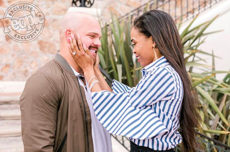 "Michelle Williams ""Over The Moon"" On Engagement To Chad Johnson"