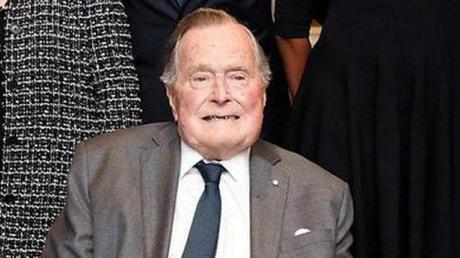 George H.W. Bush Hospitalization Update