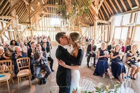 Clock Barn Wedding Photographers