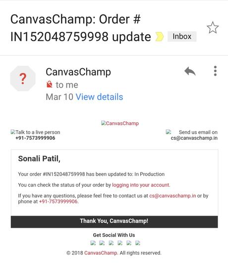 Sort your personalized gifting woes with Canvas Champ