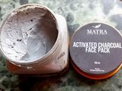 Matra Activated Charcoal Face Pack Review