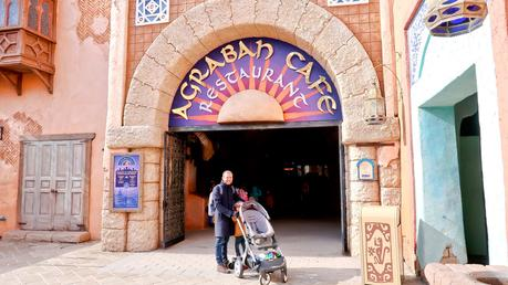 agrabah cafe disneyland paris, where to eat as a vegetarian disneyland paris, vegetarian in disneyland paris,