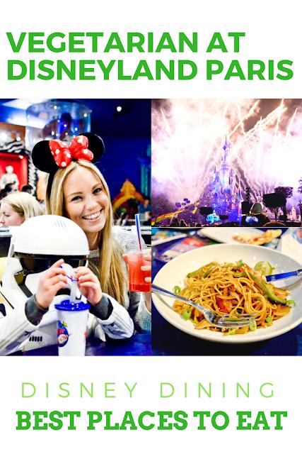 where to eat as a vegetarian disneyland paris, vegetarian in disneyland paris,