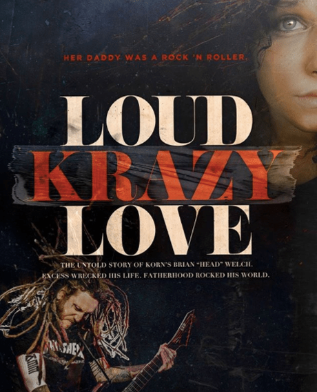 Korn's Brian Welch New Film On Unconventional Faith & Tumultuous Life