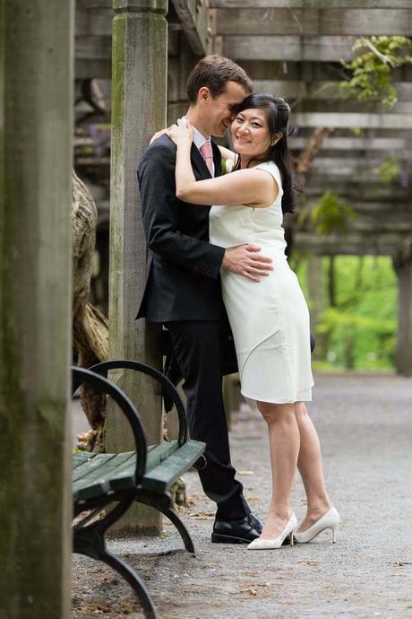 Yuki and Nicolas' Wedding in the Ladies' Pavilion