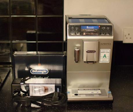 De'Longhi Autentica ETAM29.660.SB Bean to Cup Coffee Machine review