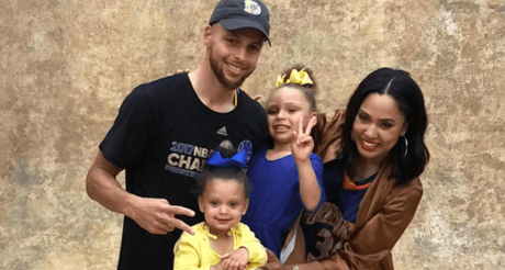 Steph Curry Developing Family, Faith, And Sports Projects Through Sony