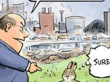 Cartoon Guide Biodiversity Loss XLVIII