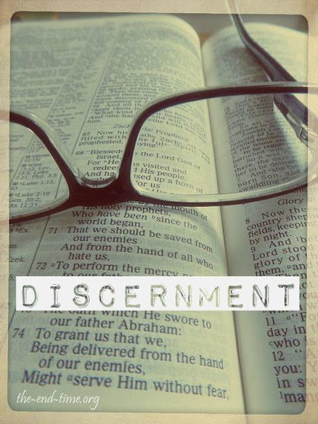Discernment: What is it and how should it be used? 2-Part Study