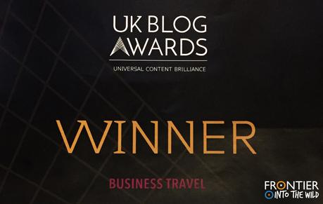 Into The Wild Wins Best Travel Blog 2018