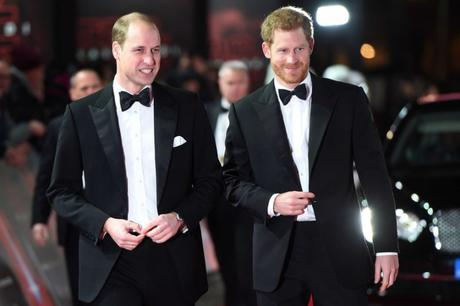Kensington Palace Confirms Prince William Will Be Prince Harry's Bestman