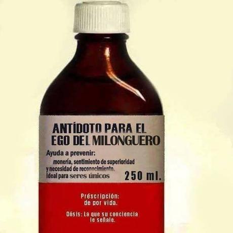 Antidote for the Milonguero's Ego