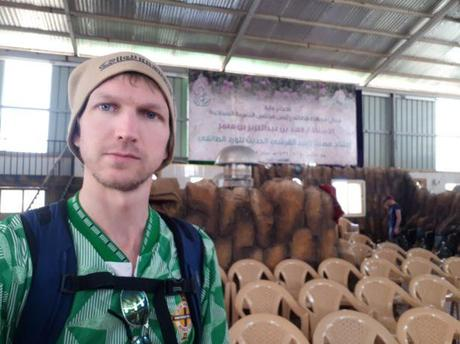 Backpacking in Saudi Arabia: Touring the Rashid Husain Al Qorashei Rose Farm and Factory in Taif
