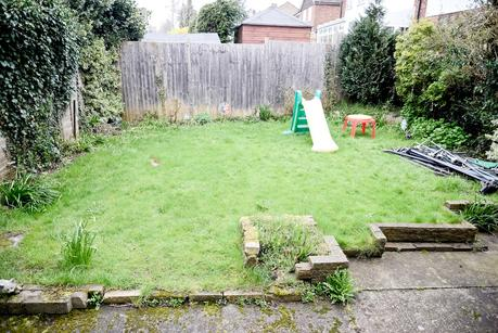House Renovations: The BEFORE + Plans: Two Storey Front Side Extension + Kitchen and Garden Makeover