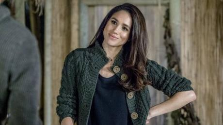 The Hallmark Channel Celebrating Meghan Markle's Wedding Day