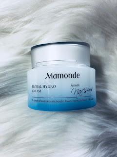 Narcissus Hydro Cream Moisturizer from Mamonde