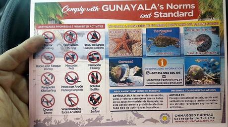 Guna Yala (San Blas) practicalities for cruisers