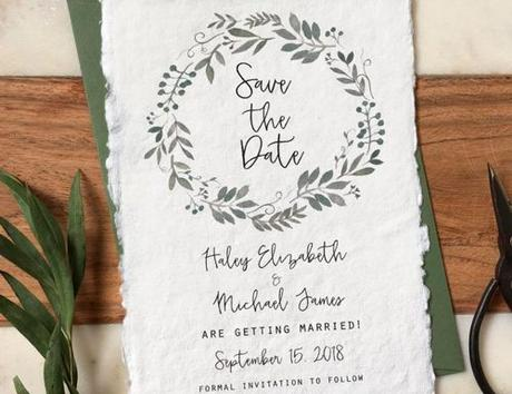 How To Create Save The Date Wording Right Paperblog