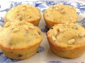 Olive Bergamot Muffins #MuffinMonday
