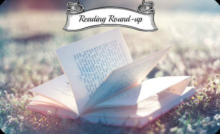 Reading Round-up: March/April 2018, part 2 #minibookreviews
