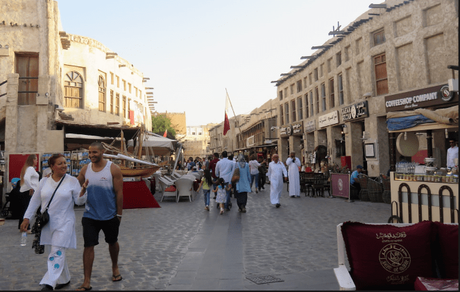 Souq Waqif, Doha: a Taste of the Authentic and Traditional - Paperblog