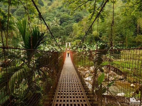 Buot Hanging Bridge