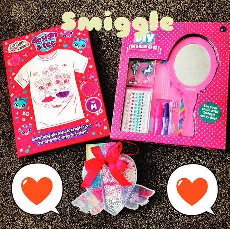 Smiggle by me: DIY & fun kits